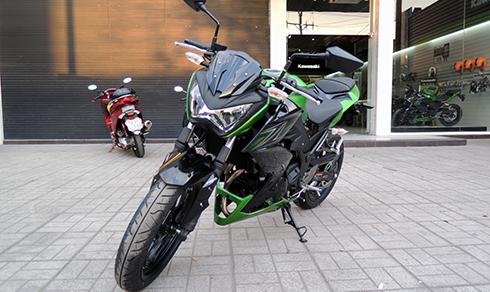 Kawasaki Z300 đầu tiên giá 149 triệu đồng tại Việt Nam 1