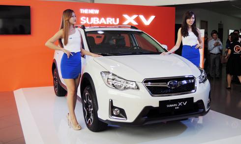 Subaru XV 2016 có giá gần 1,4 tỷ đồng tại Việt Nam 1