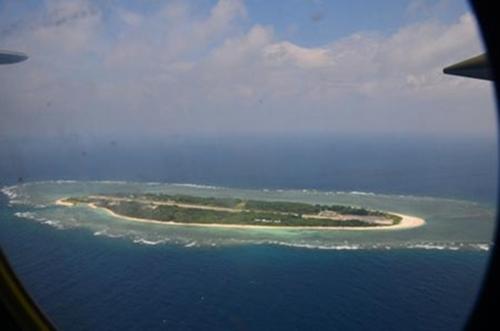 Lãnh đạo Đài Loan định thăm trái phép đảo Ba Bình