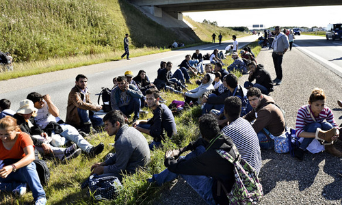 Đan Mạch cho phép tịch thu tài sản của người tị nạn