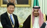 Trung Quốc đi trên dây ở Trung Đông