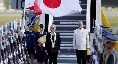 Philippines xin lỗi vì tịch thu kiện hàng dành cho Nhật hoàng