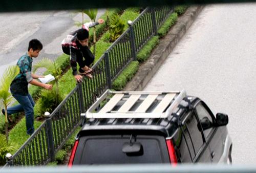 Hà Nội mạnh tay với người đi bộ vi phạm giao thông 1