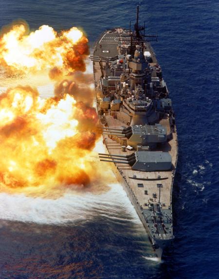 5 thiết giáp hạm huyền thoại của hải quân Mỹ 2
