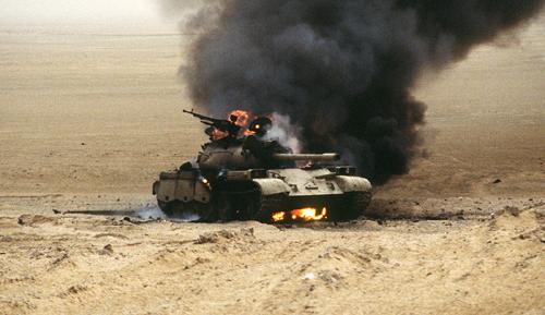 Đòn tập kích thay đổi diện mạo chiến tranh hiện đại 2