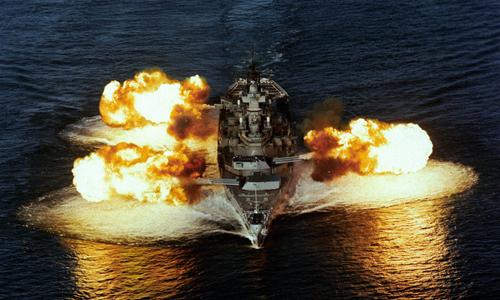 5 thiết giáp hạm huyền thoại của hải quân Mỹ 1
