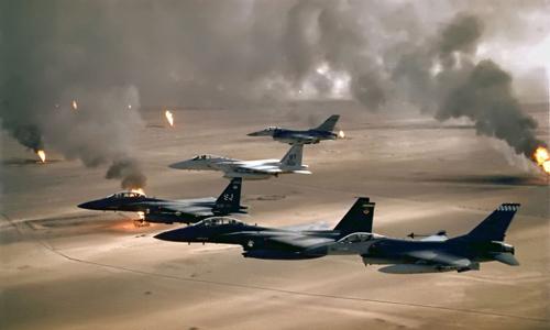 Đòn tập kích thay đổi diện mạo chiến tranh hiện đại 1