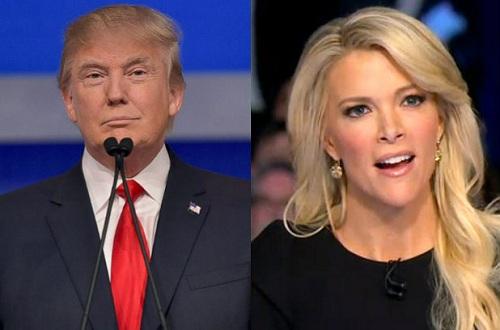 """Nữ nhà báo khiến tỷ phú Donald Trump """"toát mồ hôi"""" 1"""