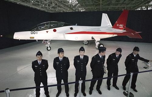 X-2, chiến đấu cơ tàng hình siêu cơ động của Nhật Bản 1