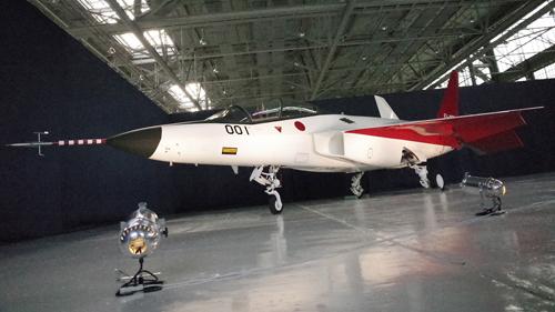 X-2, chiến đấu cơ tàng hình siêu cơ động của Nhật Bản 3