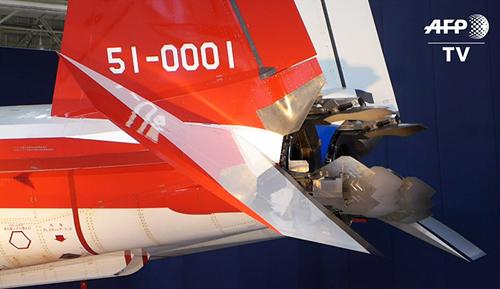X-2, chiến đấu cơ tàng hình siêu cơ động của Nhật Bản 2