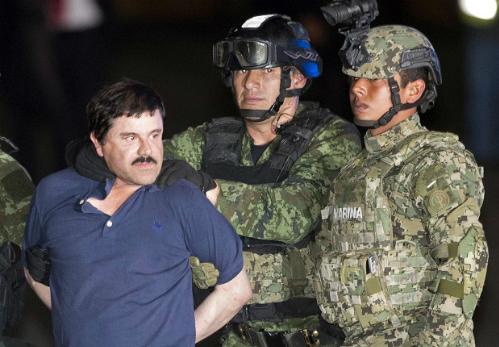 Đạo quân luật sư biện hộ cho trùm ma túy Guzman 1