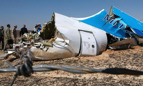 Nga nghi phiến quân Thổ Nhĩ Kỳ liên quan đến vụ đánh bom máy bay A321