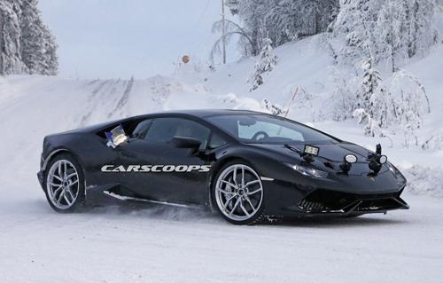 Lamborghini Huracan Superleggera lộ diện 1