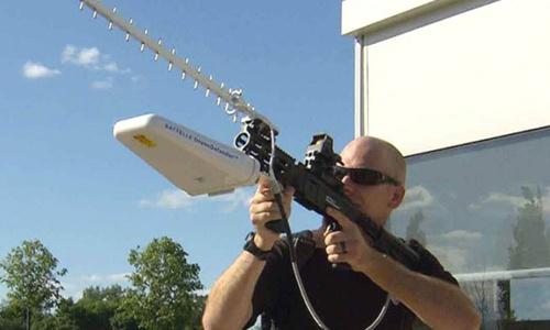 Khẩu súng diệt máy bay không người lái của Mỹ 1