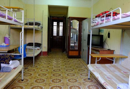 Kí túc xá tiện nghi đón người vô gia cư dịp Tết