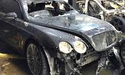 Vì sao lốp Bentley không cháy trong tai nạn tại Sài Gòn?