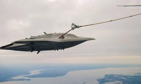 Tham vọng chế tạo máy bay tiếp liệu không người lái của Mỹ