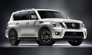 Nissan Armada - SUV cỡ lớn đối thủ Toyota Sequoia