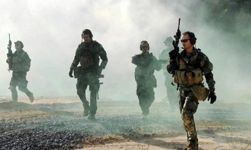 Cuộc giải cứu đem về huân chương danh dự cho đặc nhiệm SEAL 1
