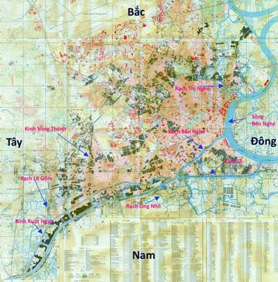 Chuyện về Lũy Bán Bích và người đầu tiên quy hoạch Sài Gòn 2