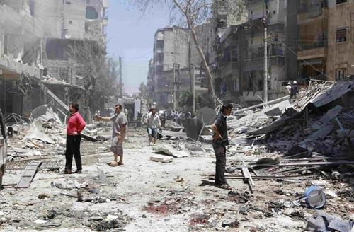 Quả ngọt của Tổng thống Putin ở Syria 3
