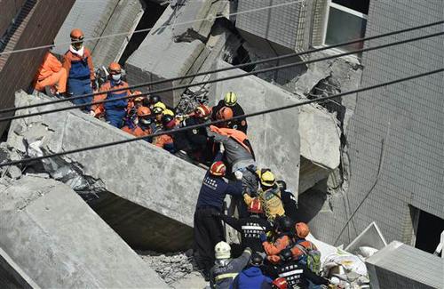 Chưa tìm thấy 4 người Việt mất tích sau động đất ở Đài Loan