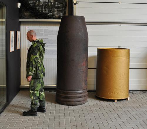 Khẩu siêu pháo lớn nhất thế giới của phát xít Đức 3