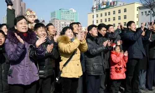 Phóng tên lửa, Triều Tiên mời Mỹ củng cố lá chắn ở châu Á 2