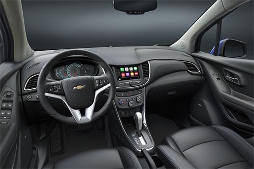 Chevrolet Trax 2017 - đổi diện mạo thêm công nghệ 3