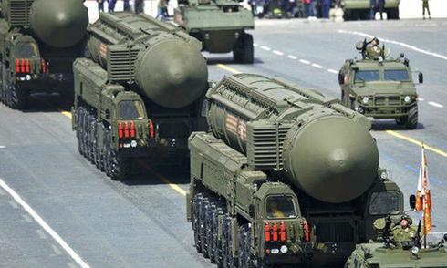 Nga sẽ tăng cường vũ khí hạt nhân để đối phó NATO