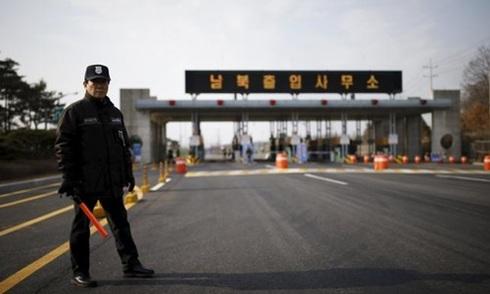 Hàn Quốc ngừng cấp điện, nước cho khu công nghiệp Kaesong