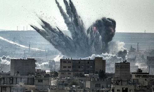 Thổ Nhĩ Kỳ nã pháo sang miền bắc Syria