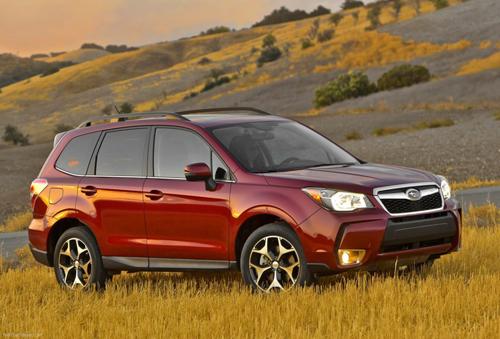 2016 Subaru Forester 1024x768 5279 1455528371 10 xe SUV an toàn nhất tại Mỹ năm 2016