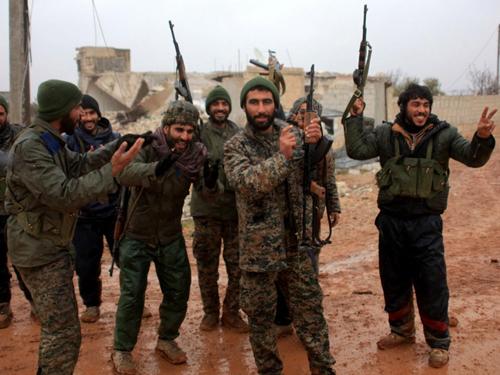 Trận đánh lớn quyết định cục diện chiến trường Syria 1
