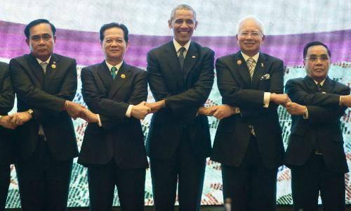 Obama dự tính gì trong hội nghị với lãnh đạo ASEAN 1