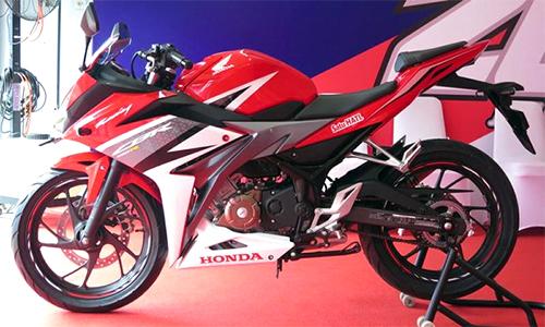 Honda CBR150R thế hệ mới giá từ 2.400 USD 1