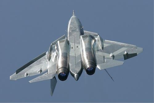 Sức mạnh kho vũ khí của chiến đấu cơ tàng hình T-50 1