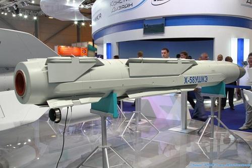 Sức mạnh kho vũ khí của chiến đấu cơ tàng hình T-50 3