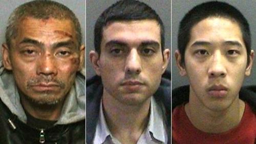 Một tuần trong tay ba kẻ vượt ngục của người lái taxi gốc Việt 2