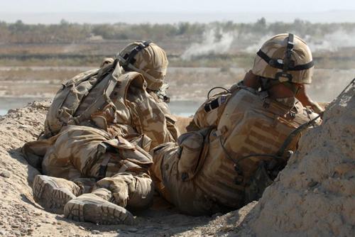 Bi kịch của người lính bắn tỉa giữ kỷ lục thế giới 3