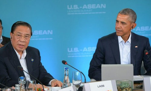 """Chuyên gia: """"Hợp tác Mỹ - ASEAN là nước cờ vây ngăn Trung Quốc ở Biển Đông"""" 1"""