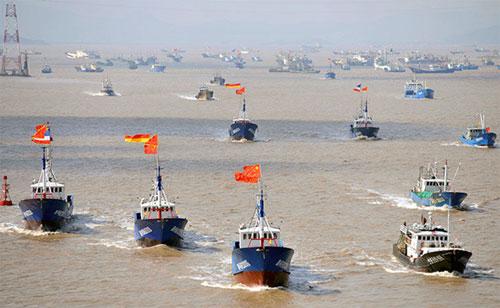 """Hiểm họa từ đội tàu cá """"bóng ma"""" của Trung Quốc 3"""