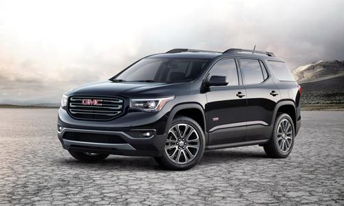 GMC Acadia 2017 - SUV thuần Mỹ giá từ 30.000 USD.