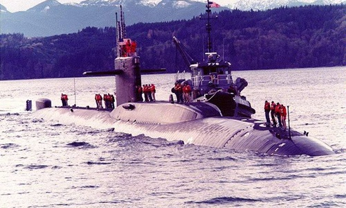 Jimmy Carter - tàu ngầm bí ẩn nhất của hải quân Mỹ 3