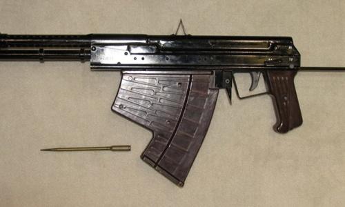 Những khẩu súng bắn dưới nước của đặc nhiệm Nga 2