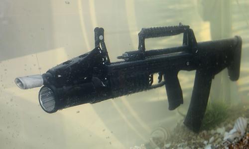 Những khẩu súng bắn dưới nước của đặc nhiệm Nga 3
