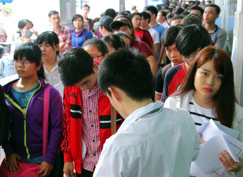 Nhiều thay đổi nhằm giảm áp lực tuyển sinh đại học