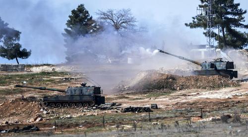 Quan hệ Nga và Thổ Nhĩ Kỳ - quả bom chực chờ bùng nổ ở Syria 1