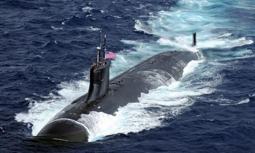 Jimmy Carter - tàu ngầm bí ẩn nhất của hải quân Mỹ 1